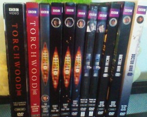 Dr. Who and Torchwood
